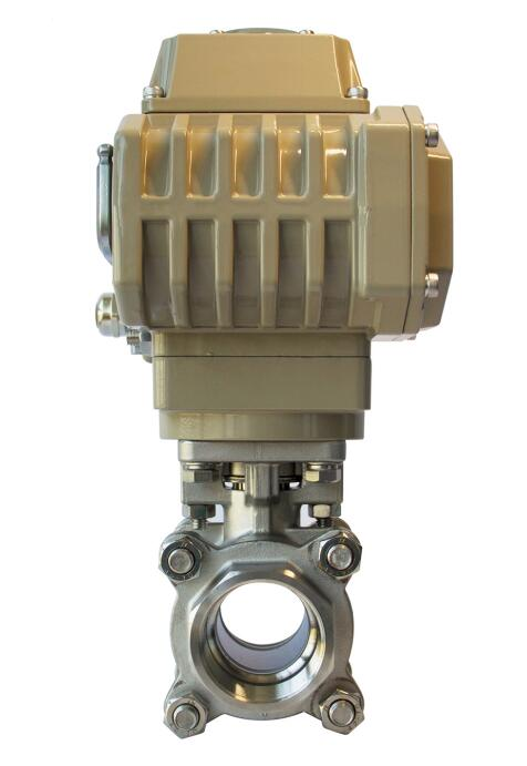 Photo Detail for 2-way Electric Threaded Ball Valve-side.jpg